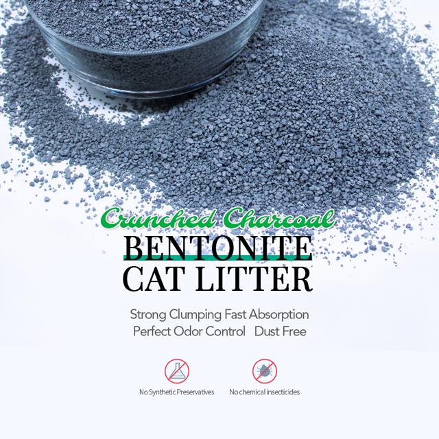 Sales broken zeolite cat litter, Buy cat litter for cats, OEM corncob cat litter factory