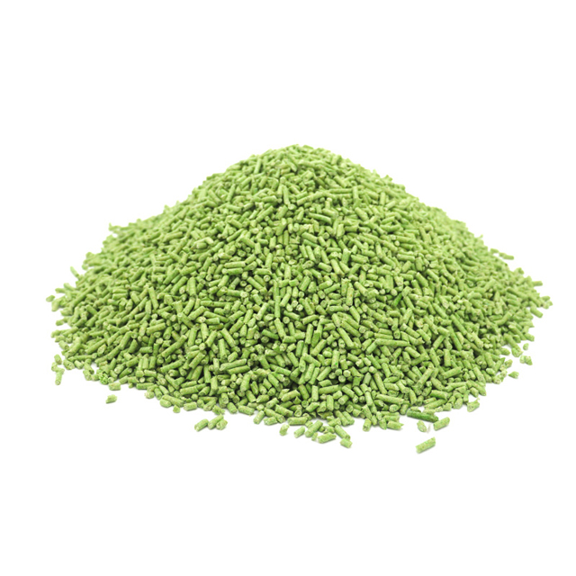 Green Tea Tofu Cat Litter