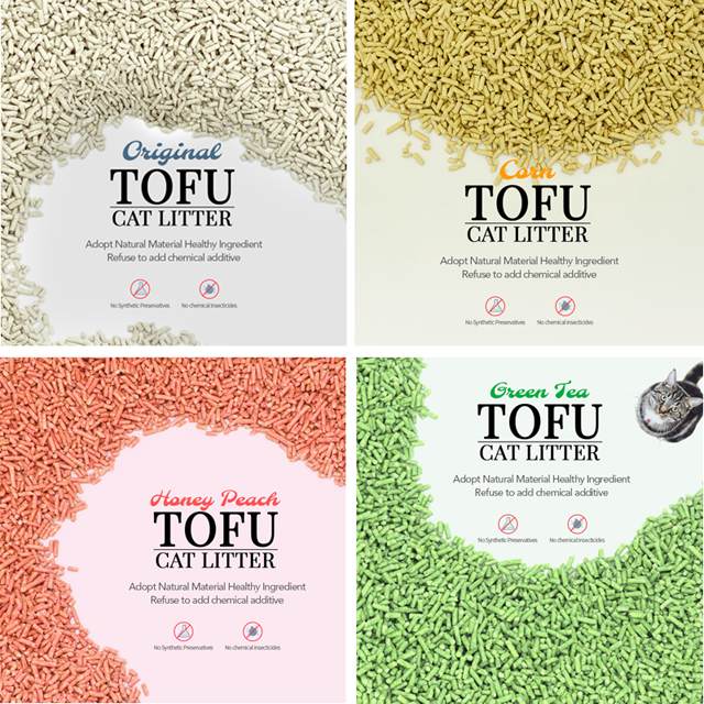 2.0 Tofu Cat Litter