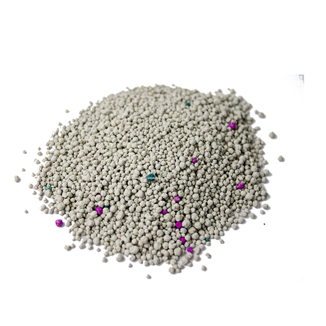 Dust-free Bulk Normal Ball Shape Bentonite Cat Litter