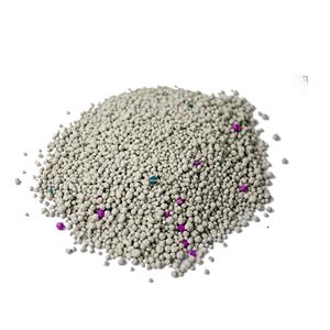 Dust-free Bulk Normal Ball Shape Bentonite Cat Litter