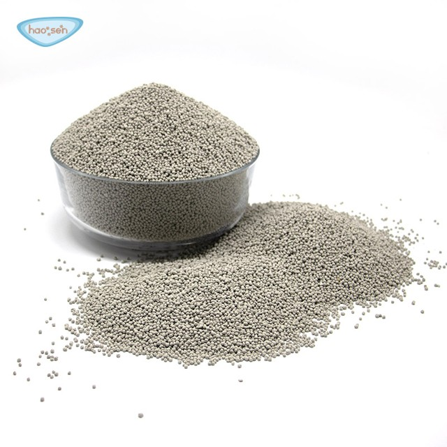 OEM Factory Customizes More Fragrances Ball Shape Bentonite Cat Litter