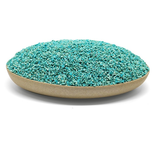 New Products Ocean Blue Broken Tofu Cat Litter
