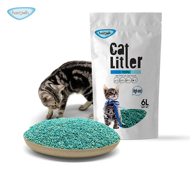 China 3 0 geen Tea Tofu Cat Litter, 3 0 Tofu Cat Litter Factory, OEM cat Litter Factory Quotes