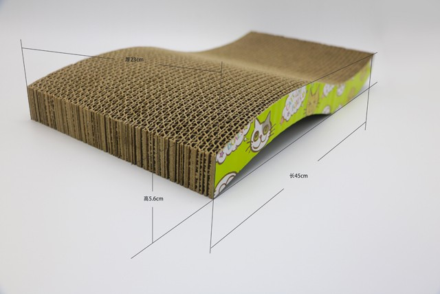 Sales bone shapedcat pate scratcher, Buy cardboard cat scratcher, cardboard cat scratcher bed Price