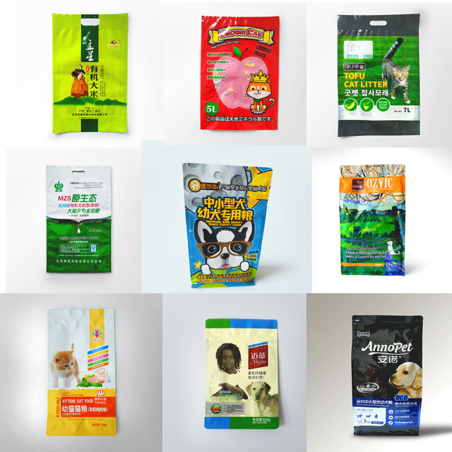 China Best Selling Rice Bag