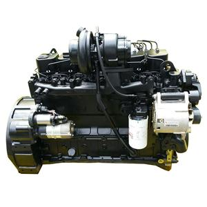 DCEC Engine Assembly