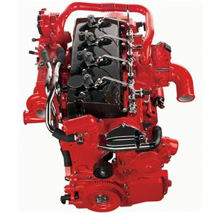 ISF Engine Assembly