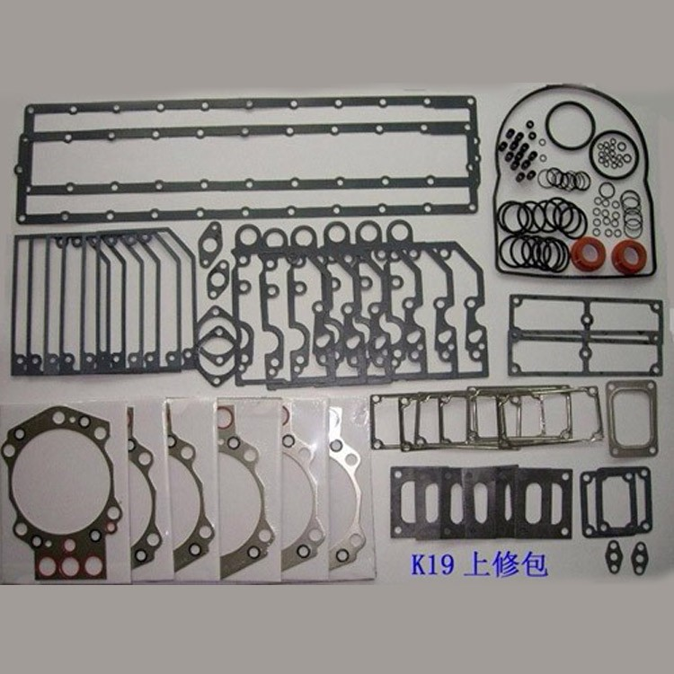 K19 Upper Lower Gasket Kit 3800728 3801007