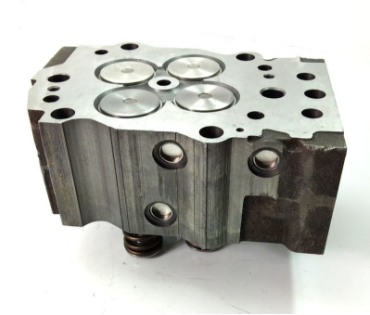 motorcycle cylinder head assembly