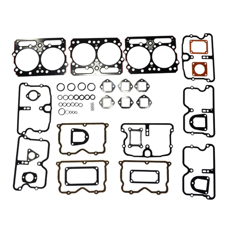 NT855 Upper Lower Gasket Kit 3801330 3801468