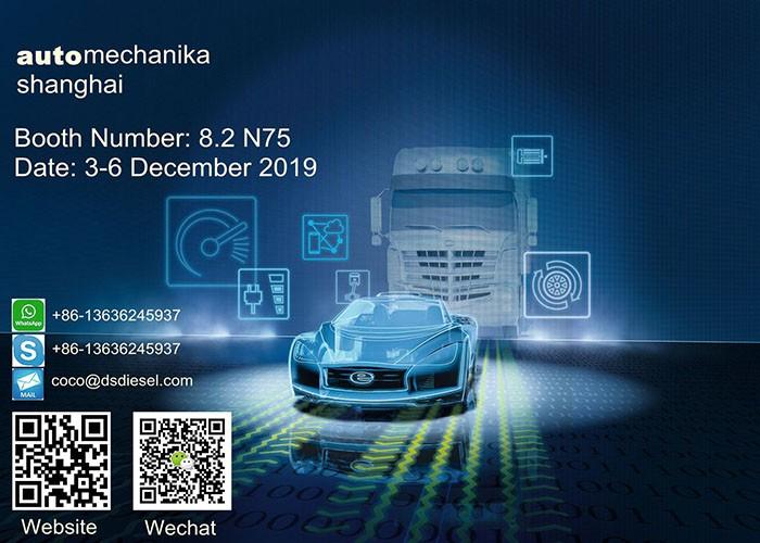 2019 Automechanika Shanghai beurs
