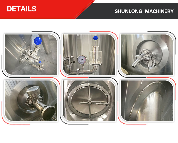 500L brewery equipment for sale