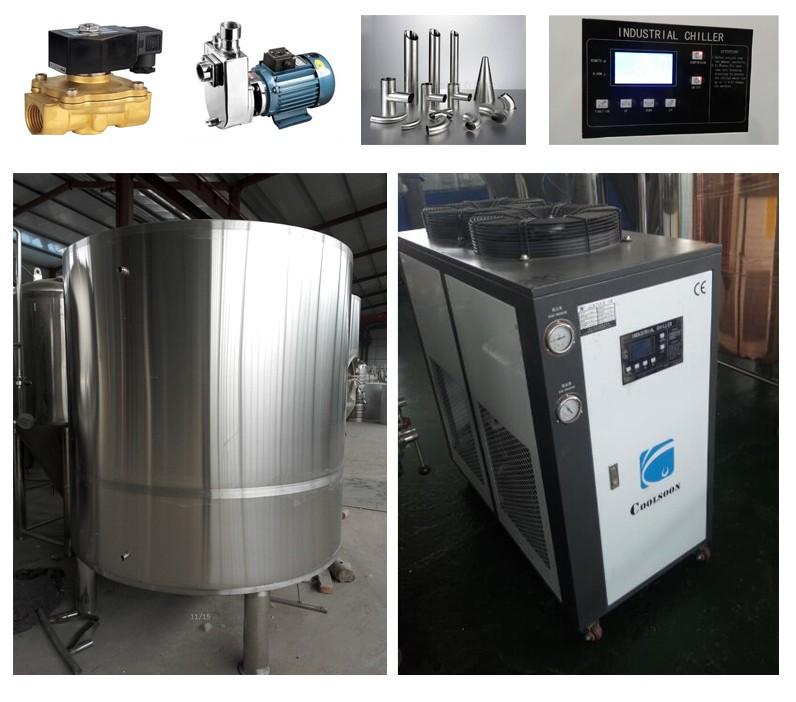 Chinese brewery equipment