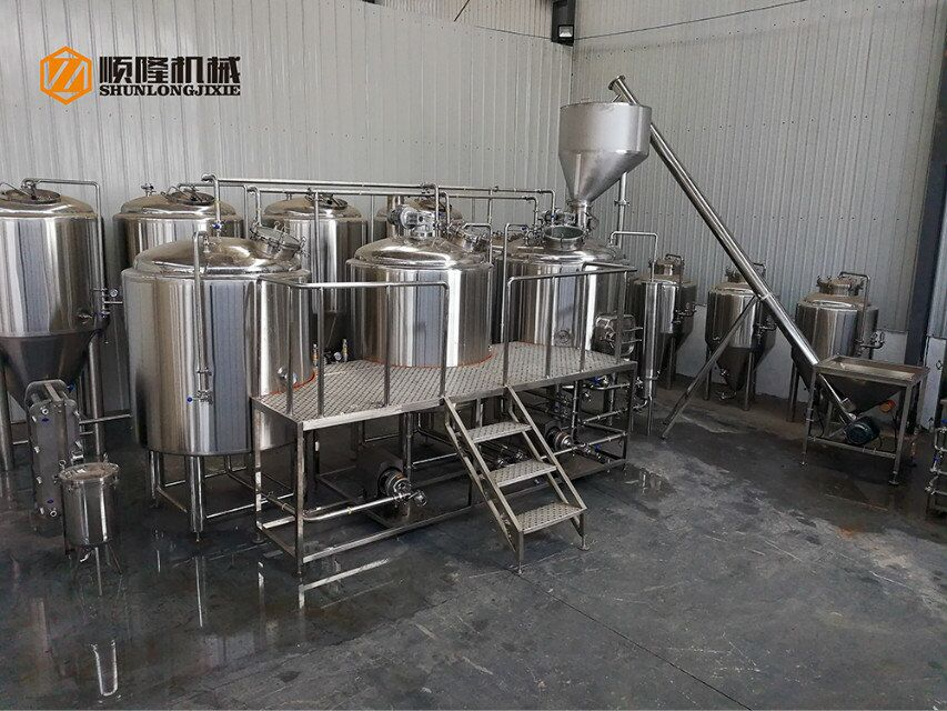 10BB micro brewery