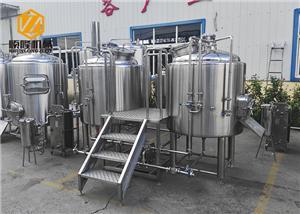 Commerce Assurance Petit système de brassage de bière