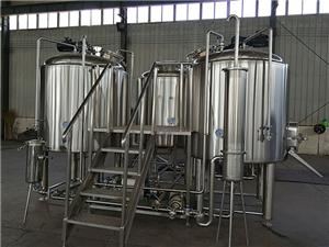 1000L Customer Design Beer Brewery Equipment Microbrewery Beer Brewery Machine