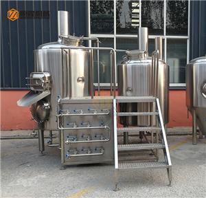 500L de petit équipement de brassage de bière