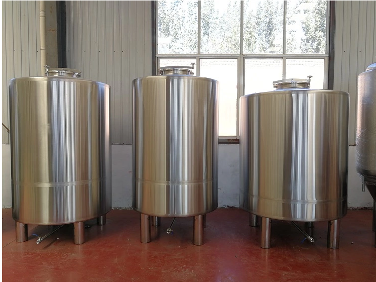 Stainless Steel 304 Glycol Water Tank