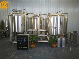 15BBL Craft Beer Brewery Equipment