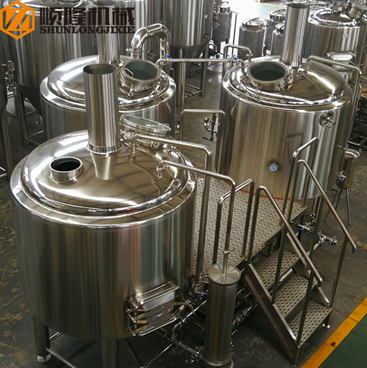 1000L small beer brewery system