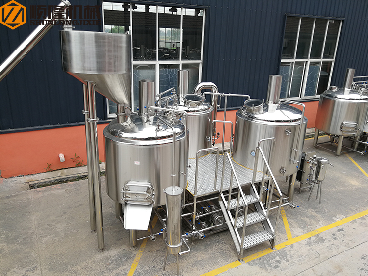 1000L Craft Beer Equipment Hot Sale 10HL Micro Beer Brewery Equipment