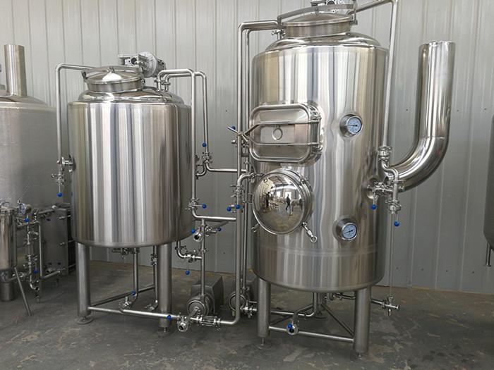 Mikrobrauerei-Ausrüstung der Bierbrauerei 3BBL