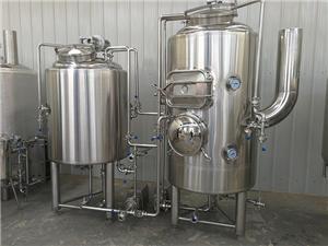 3BBL brasserie de bière Micro équipement de brasserie