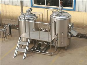 Investment Project Commercial Beer Brewery Equipment
