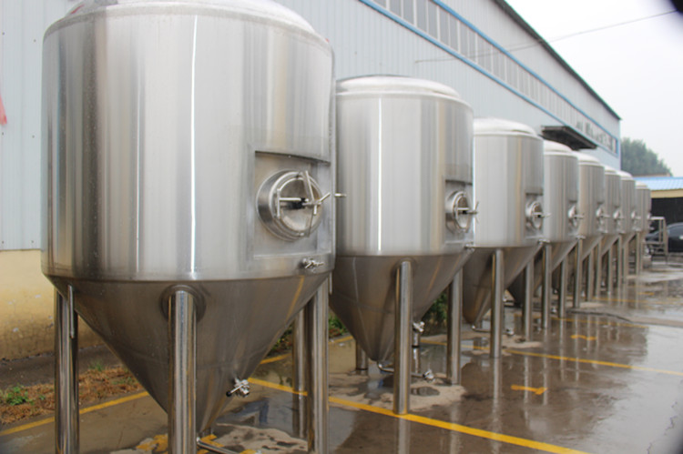 conical beer tank
