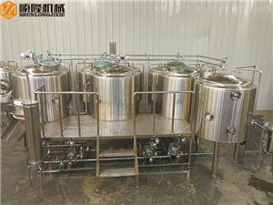 10BBL Beer Brewery Project 1200L Micro Beer Brewery
