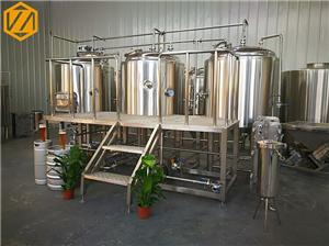 Standard Beer Brewhouse System With Controller
