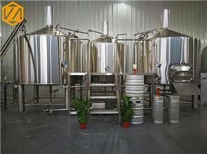 Équipement industriel de brassage de la bière 2000L Top Cone