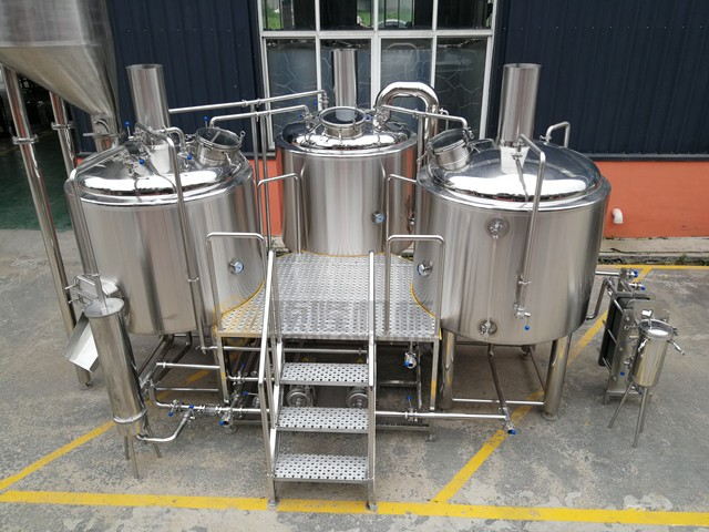 Craft Beer System Micro Brewery Bierproductie