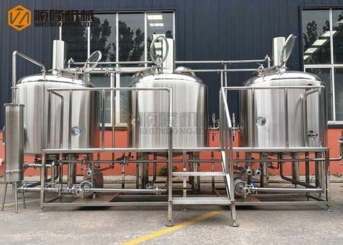 100L / 200L / 300L / 500L / 700L / 1000L Micro Brewery Equipment