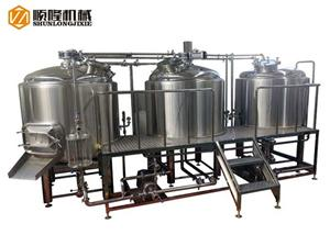 1000l Conical Fermenter Beer Brewing Equipment 10hl Brewing System
