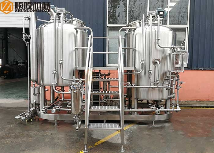New Design 500L Brewhouse Complete Brew Brewery Equipment na sprzedaż