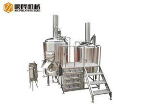 300l Micro Brewery Equipment Brasserie d'hôtel de 300 litres