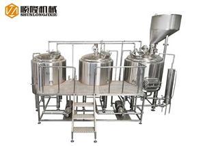 Équipement de brasserie micro de brasserie de bière 15BBL