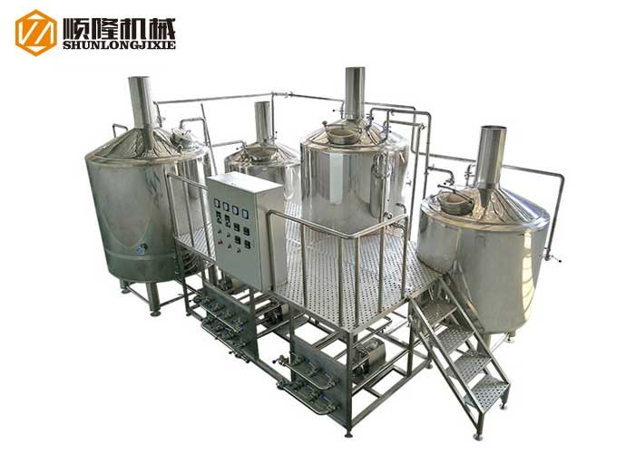 3000L Large Beer Factory Brewery Equipment