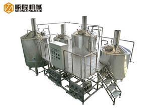 3000L grote brouwerijbenodigdheden voor bierfabrieken