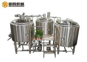 5BBL Micro Brewery Equipment Petit système à bière