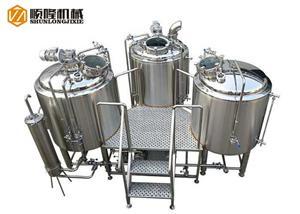 Équipement de brasserie micro-artisanale 1000L Meilleur projet de brasserie de bière