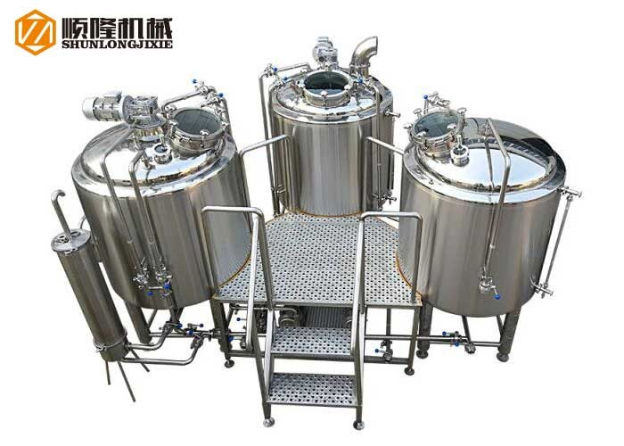 Micro Brewery 1000L Bierbrouwhuis-systeem