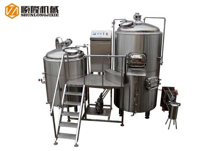 1000L complete bierproductielijn