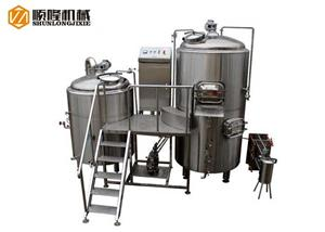 1000L Complete Beer Production Line