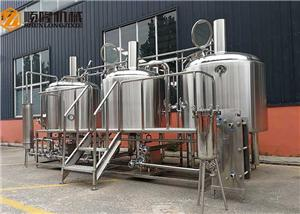 10BBL Turnkey Project Beer Brewery Equipment