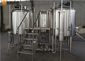Hot Sale 10BBL Beer Brewery Equipment SUS Brewery Tanks