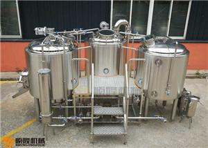 10BBL 1200L Stainless Steel Beer Brewery Equipment Restaurant Brewery System
