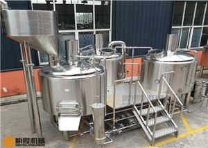 Top Quality Complete Beer Brewing Equipment Craft Beer Equipment 1000l